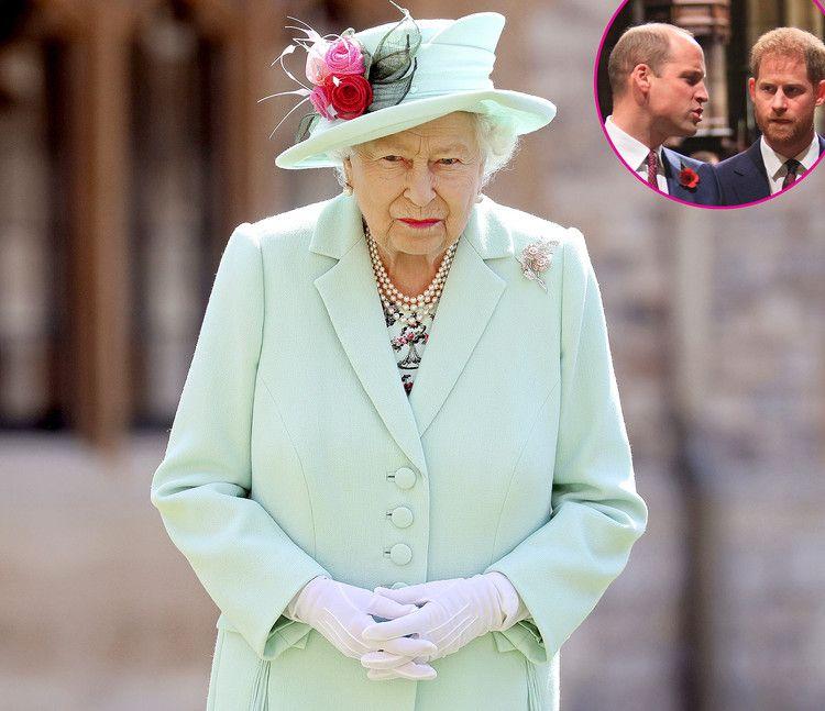 Queen Elizabeth Breaks Silence on Meghan Markle and Prince