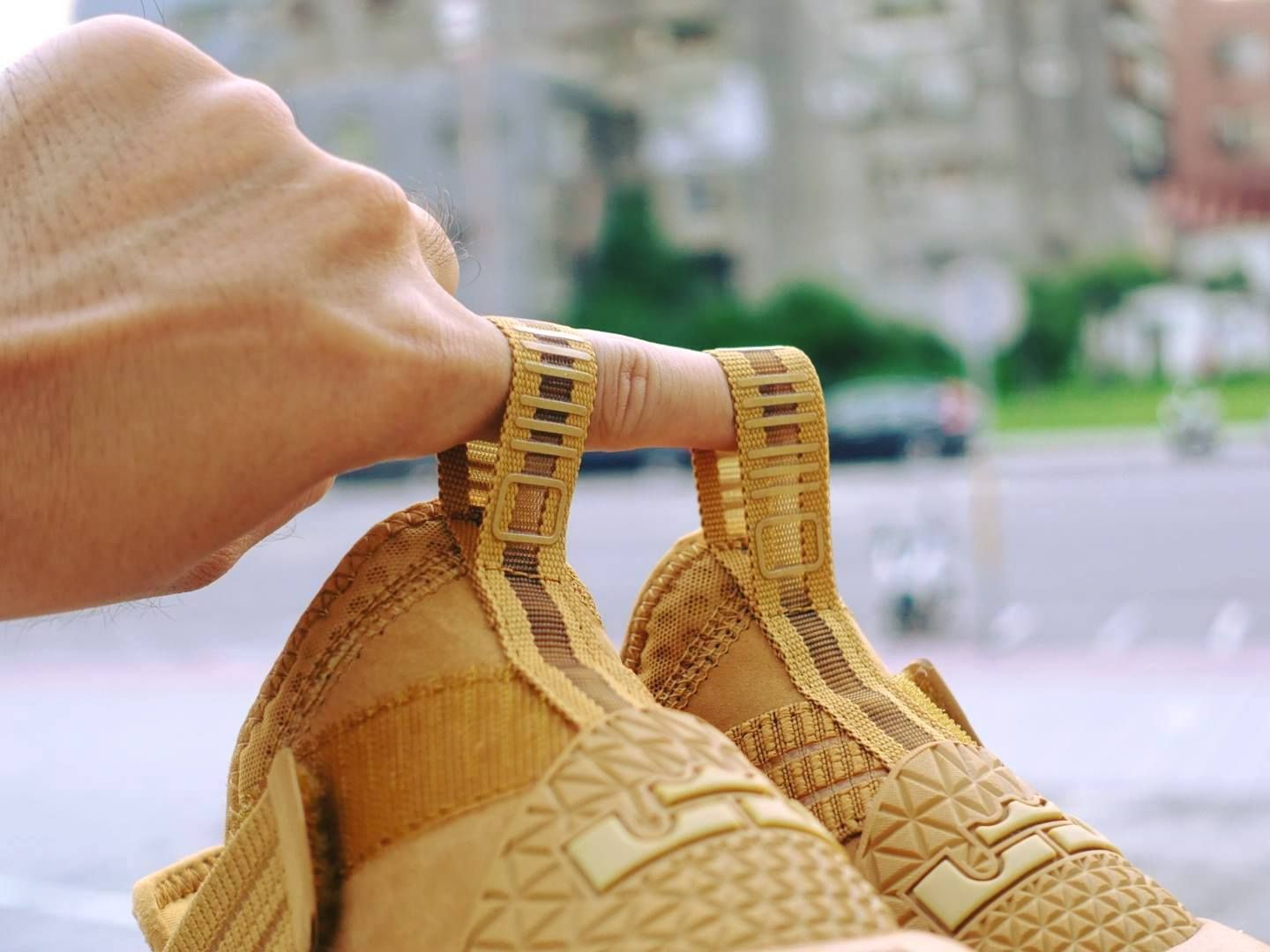 fd51d4a096c Nike LeBron Soldier 11 SFG Wheat Release Date 897647-700 (6 ...