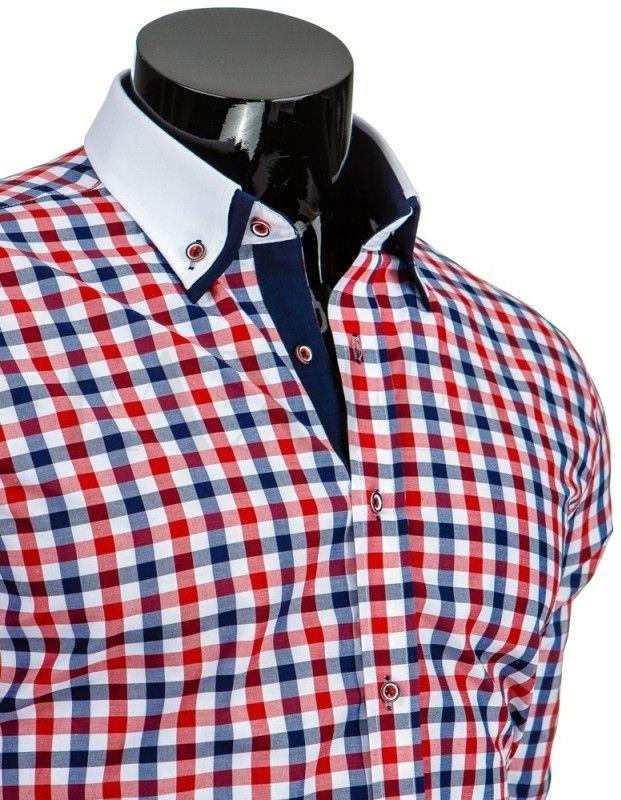 Pánská stylová košile - Rocher 2a787a8969