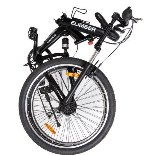 "50763 bicycles 26"" Foldable Mountain Bike 6 Speed Folding"