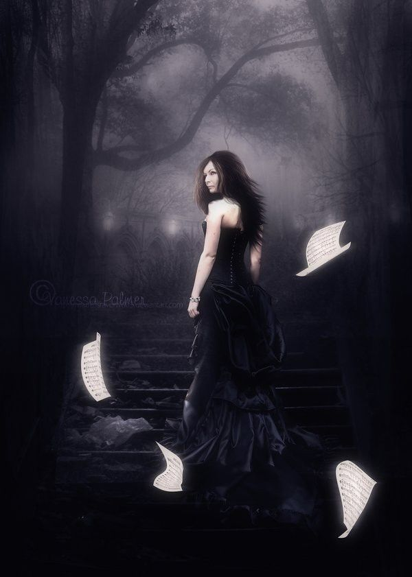 Midnight Sonata by MistressRaven1605