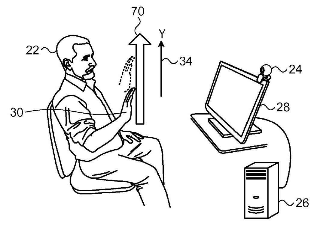 Apple Just Patented 'Minority Report'-Style Gesture