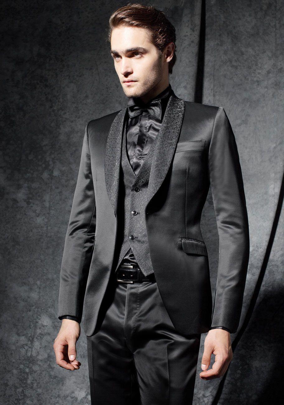 Très Black collection – Costumes de mariage | Costumes, gilets et  PV43