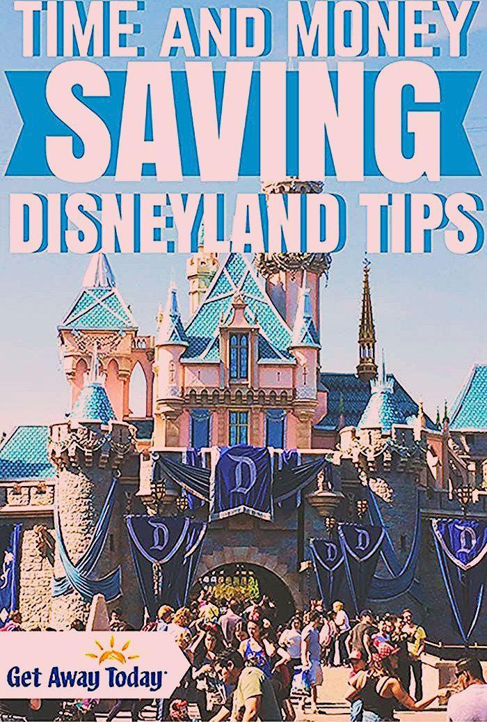 Photo of Time and Money Saving Disneyland Tips
