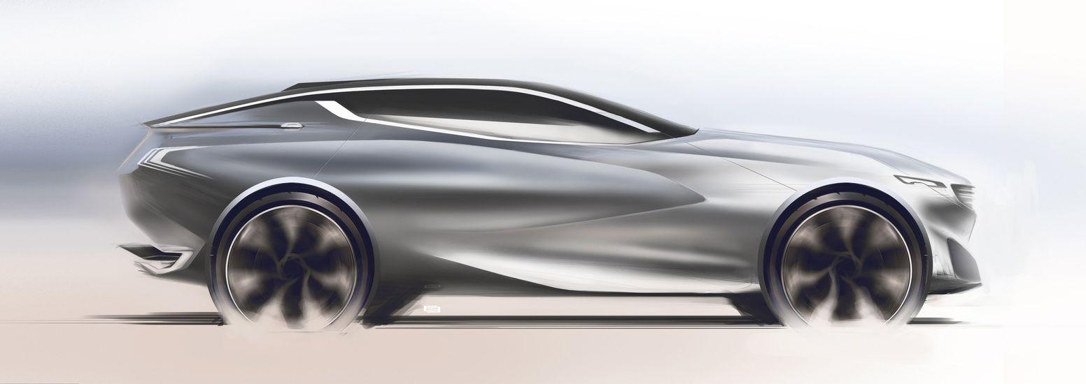 Concept Design Sketch by Erik Evers
