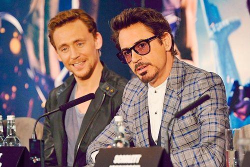 Tom & Robert <3