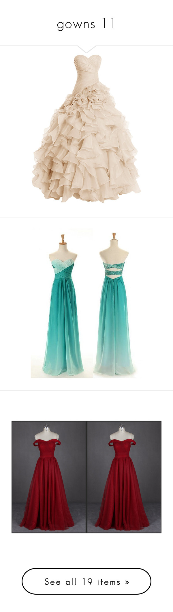 """gowns 11"" by helena-handbasket ❤ liked on Polyvore featuring dresses, gowns, long dress, vestidos, sweetheart neckline dress, sweetheart neckline prom dress, sweetheart neckline long dress, long length dresses, pink dress and blue ball gown"