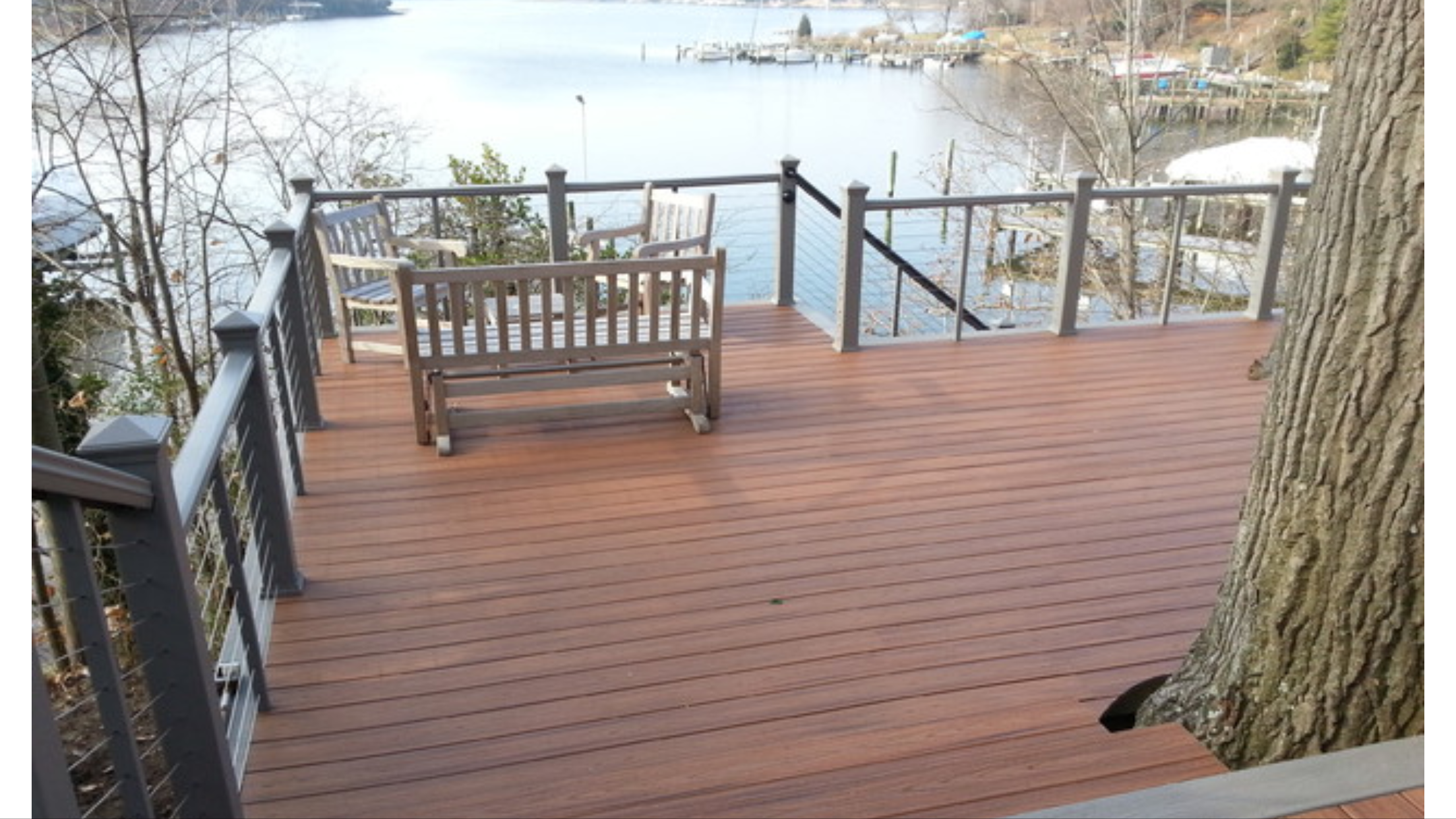 Pin By Tina Morris On Jasper Highlands Home Deck Better Homes And Garden Deck Projects