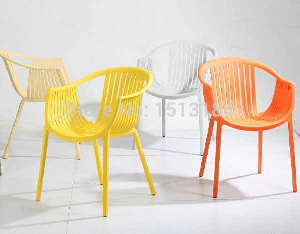 Stacking Plastic Garden Furniture Rattan Style Outdoor Chair(China  (Mainland))
