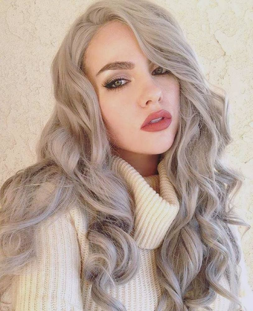 Star Synthetic Lace Front Wig - UniWigs ® Official Site ombre hair ...