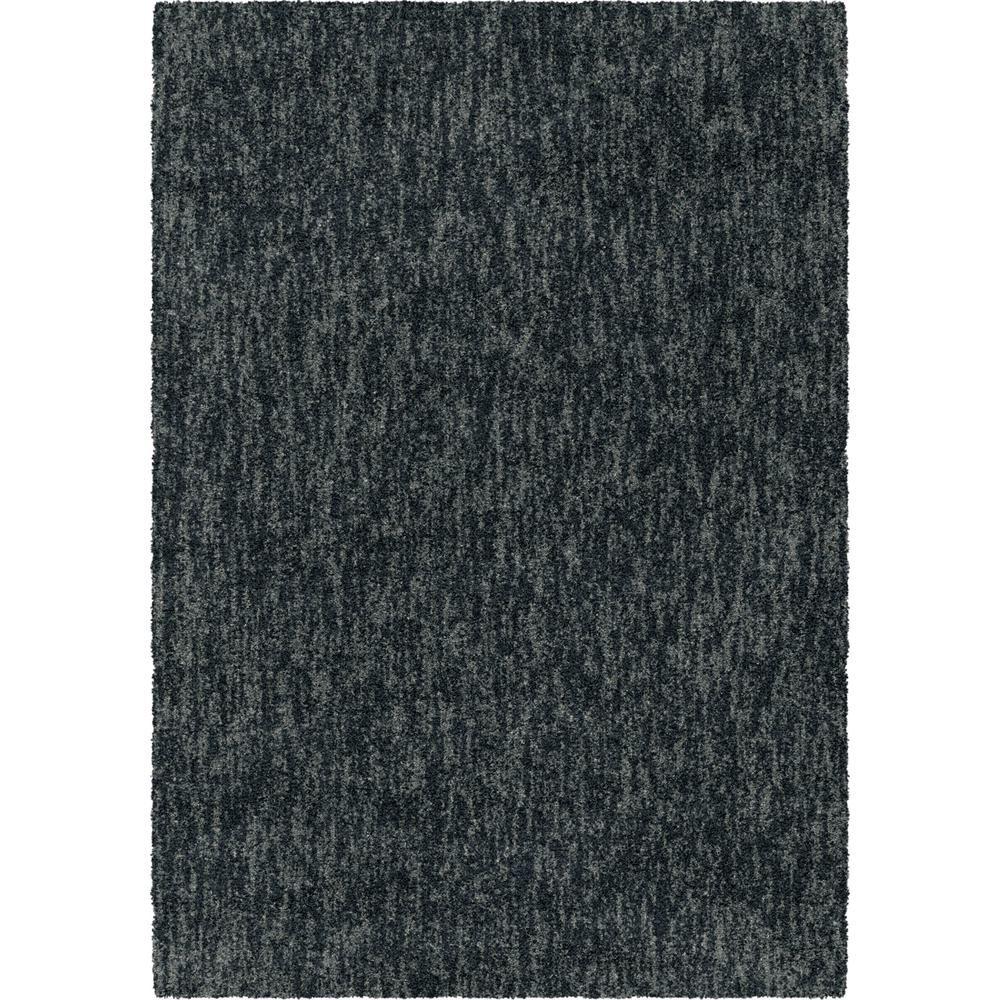 Orian Rugs Solid Dark Indigo 7 Ft 10 In X 10 Ft 10 In Area Rug