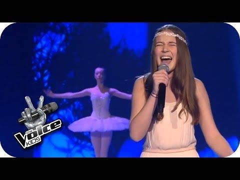 Hanna: Hurt (Christina Aguilera)| The Voice Kids 2014 Germany | Finale