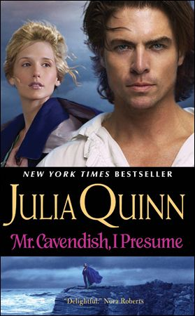 Mr Cavendish, I Presume by Julia Quinn Just started the 2nd book - mr cavendish i presume