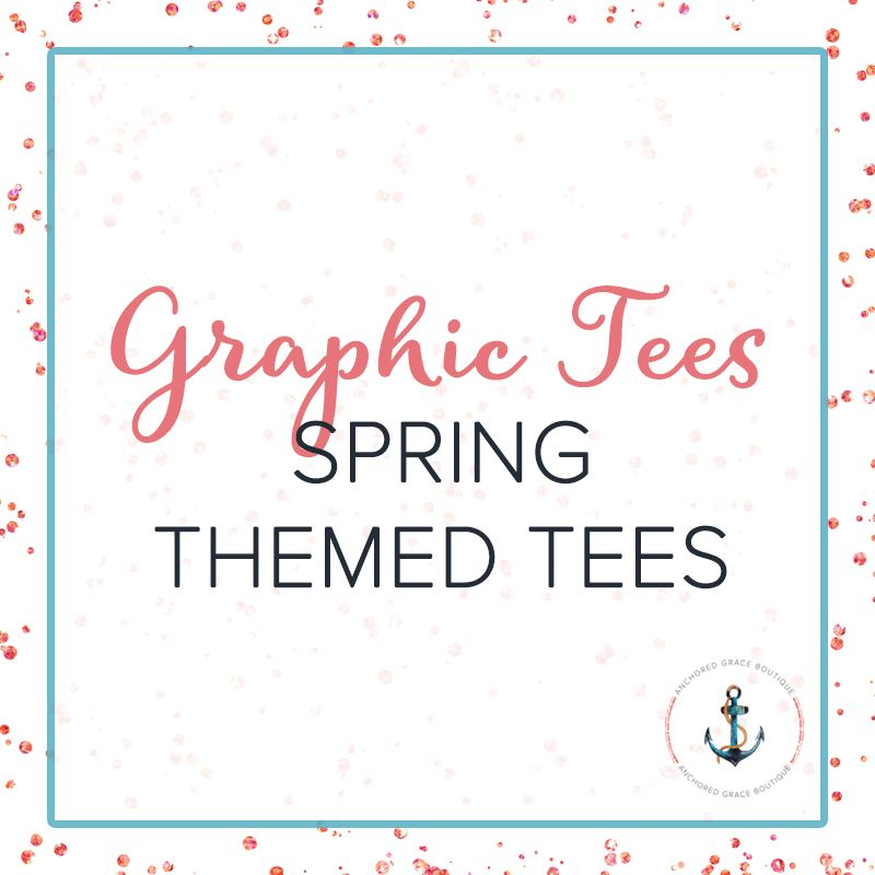 Pin On Graphic Tees Spring Themed