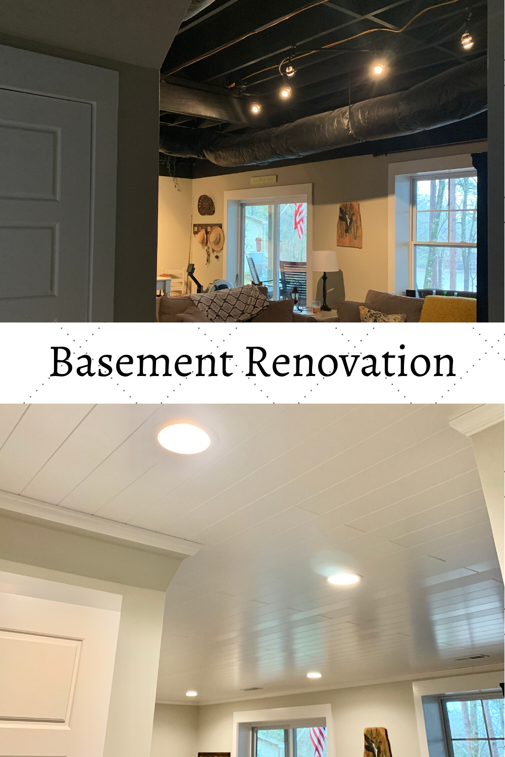 Our Basement Reveal