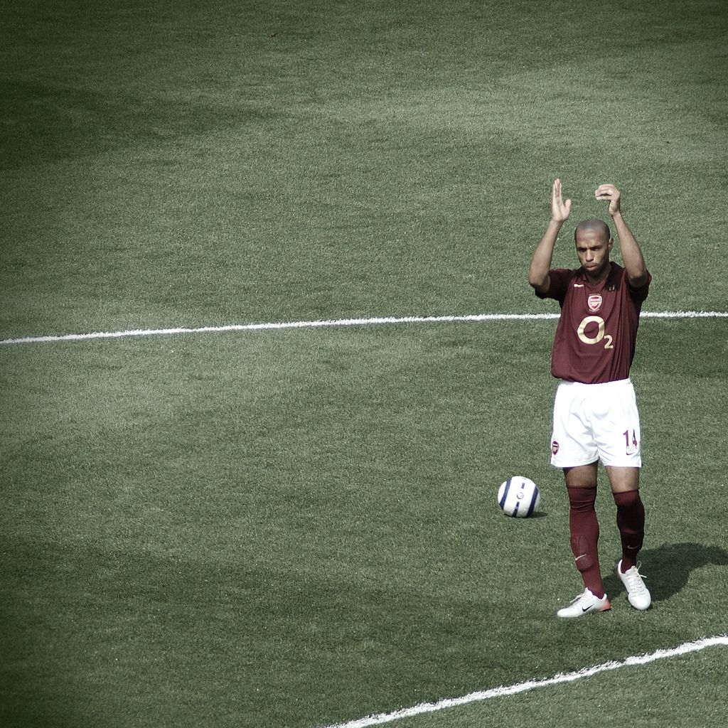 06b1a835811 A Farewell to Highbury from Thierry Henry
