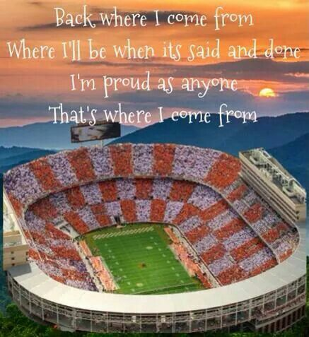 My home sweet home (With images) | Tennessee volunteers ...