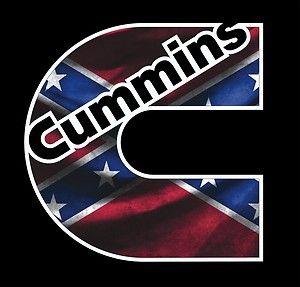 Cowgirl Stickers For Trucks Cummins Decals Httpwwwebaycom - Rebel flag truck decals   online purchasing