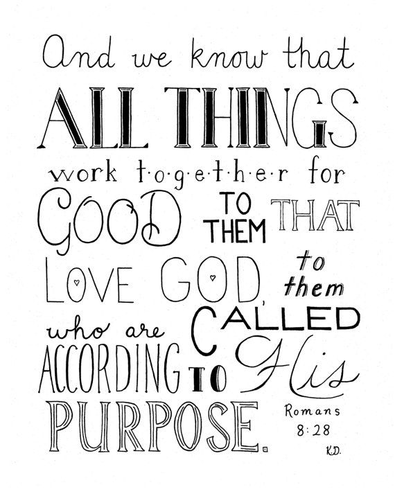Religious Quotes For Best Friends : Romans fundraiser bible verse wall art purpose