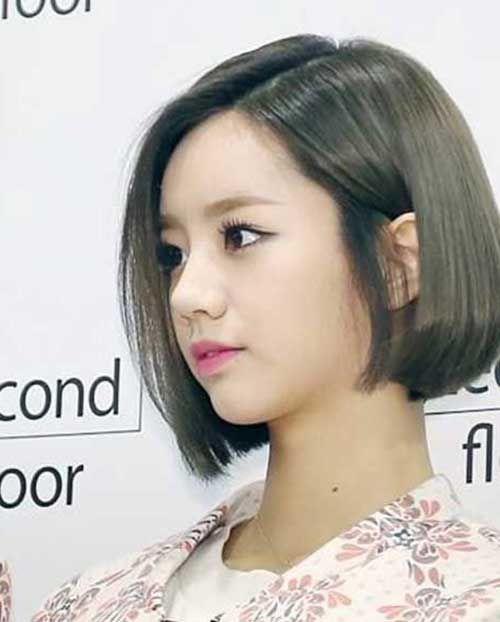 Hairstyles bob hairstyles korean