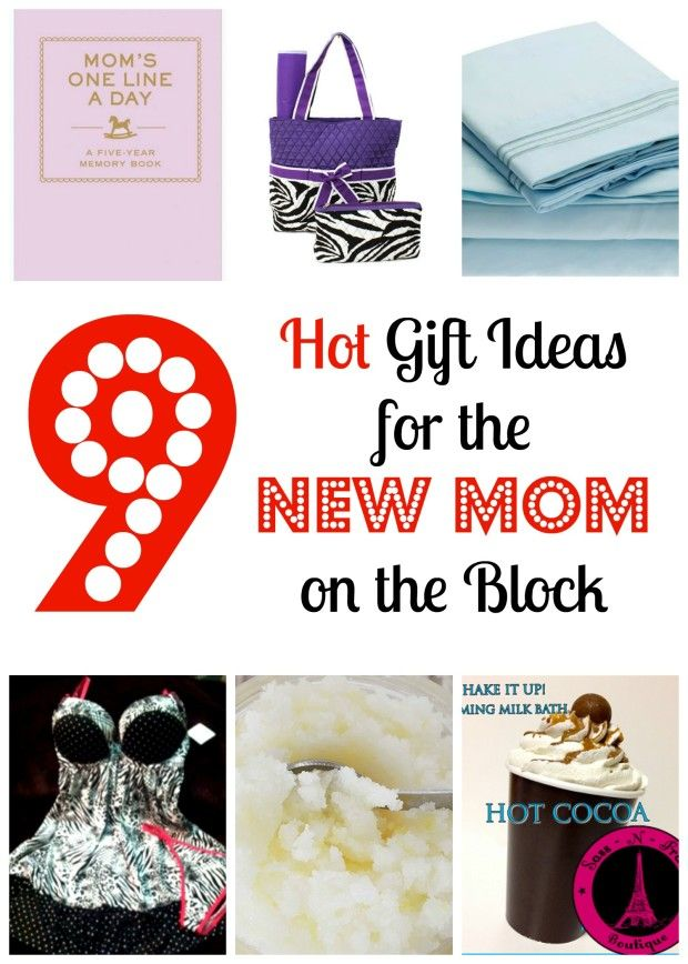 9 Hot Gift Ideas For The New Mom On The Block Baby S And Planned