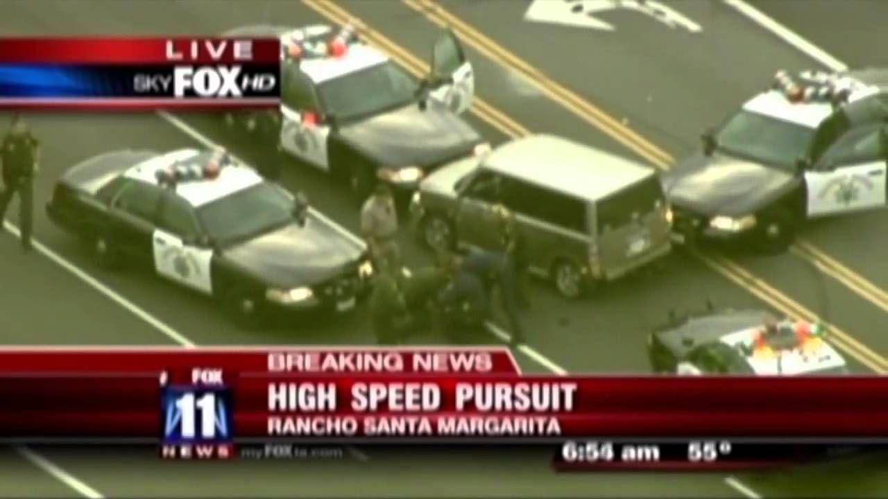 Southern California High Speed Police Chase Crazy Woman In A Scion Xb Police Scion Xb Scion