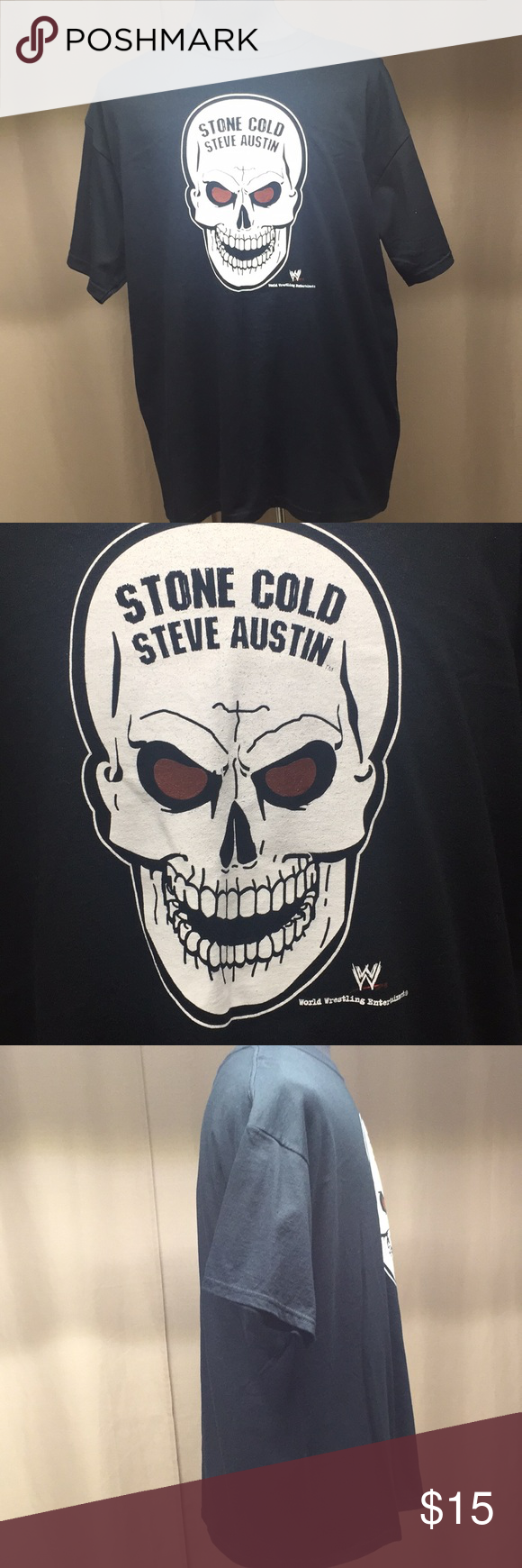 Stone Cold Podcast Logo By Https Darkvoidpictures Deviantart Com On Deviantart Steve Austin Stone Cold Steve Austin Wwe