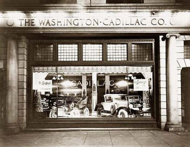The First Cadillac Dealership In New York Incredible Photos - Cadillac dealers in new york