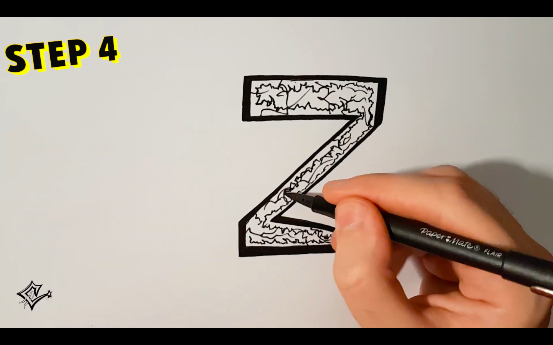 How To Draw 33 Z 12
