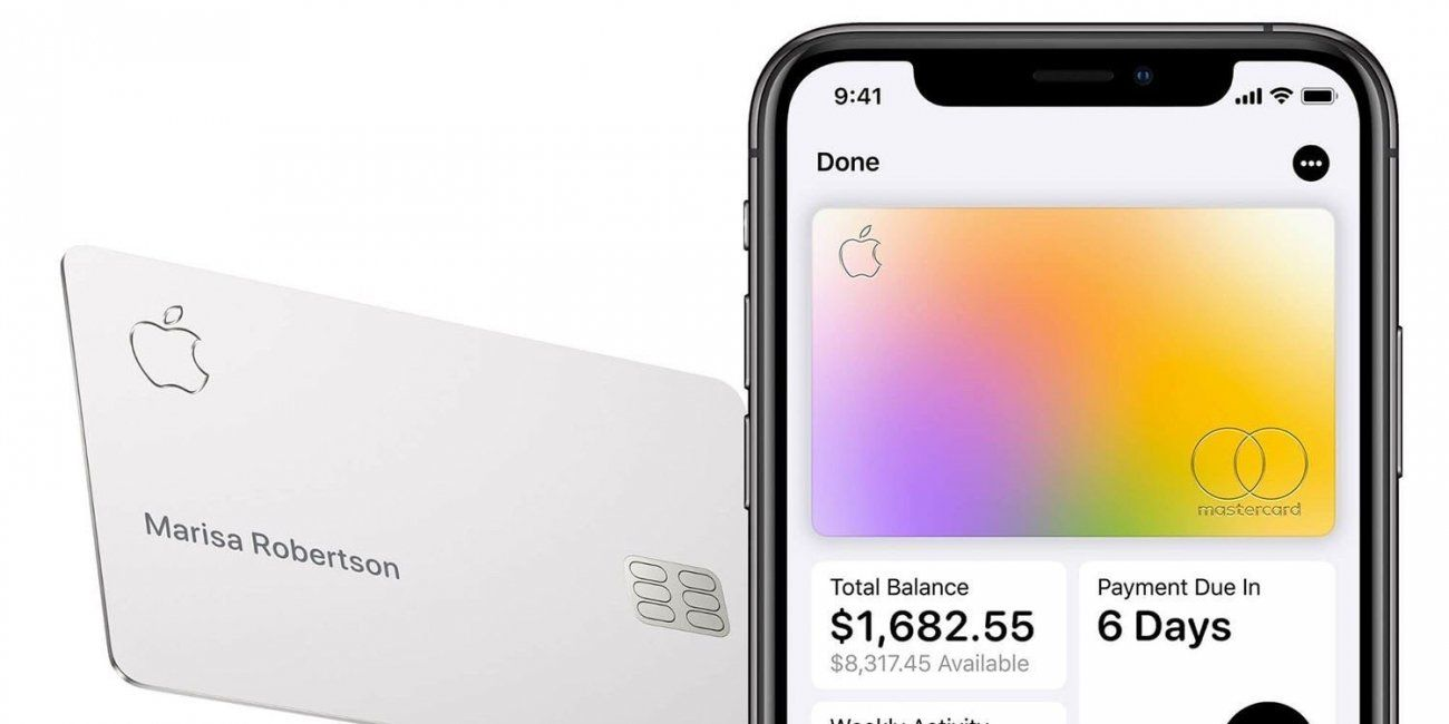 Apple Card a 'new kind of credit card created by Apple