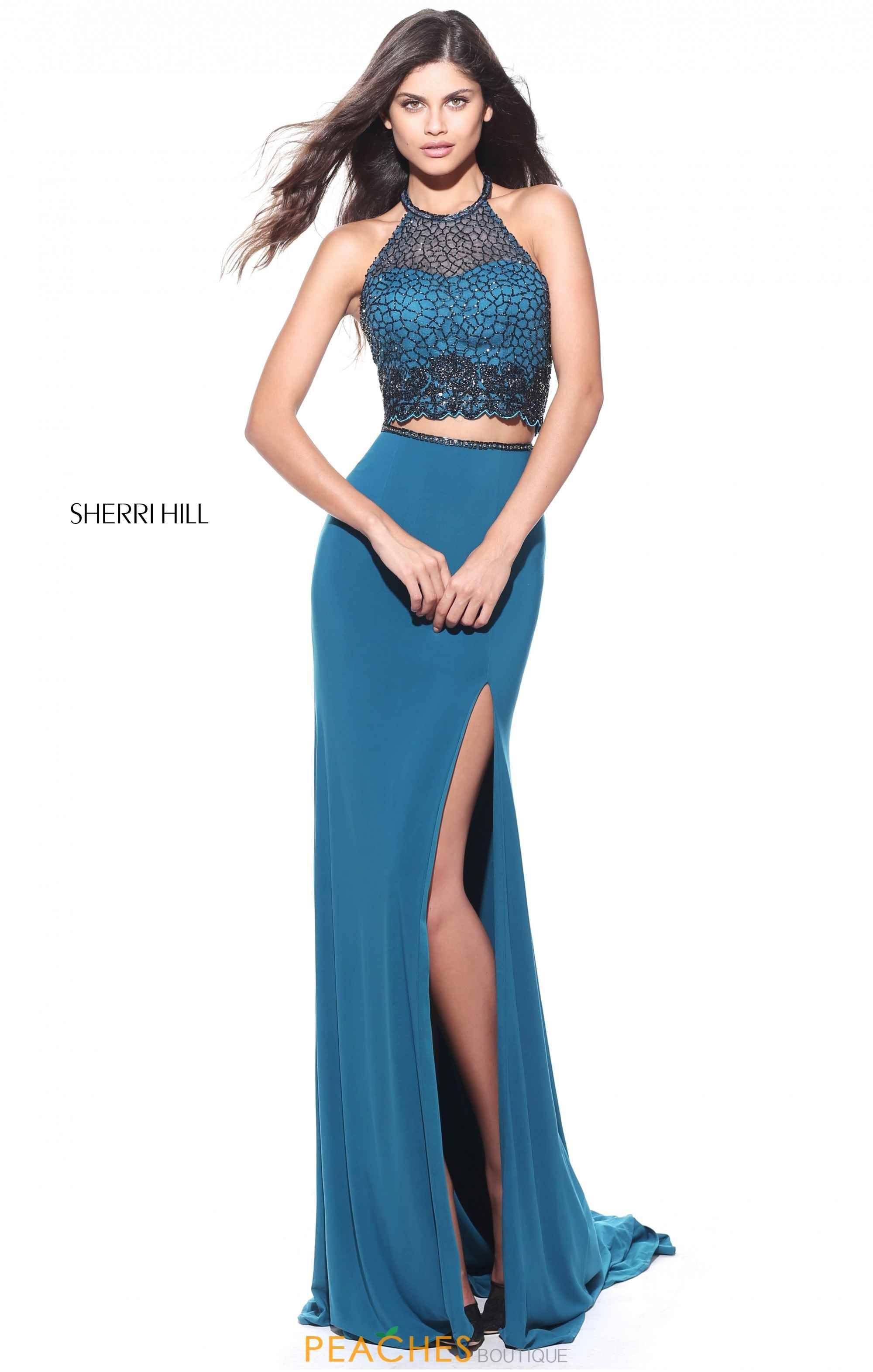 Teal evening dress usa