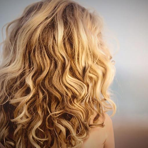 Types Of Perms For Thin Hair Spiral Vs Beach Waves Long Hair Perm Spiral Perm Long Hair Permanent Waves Hair