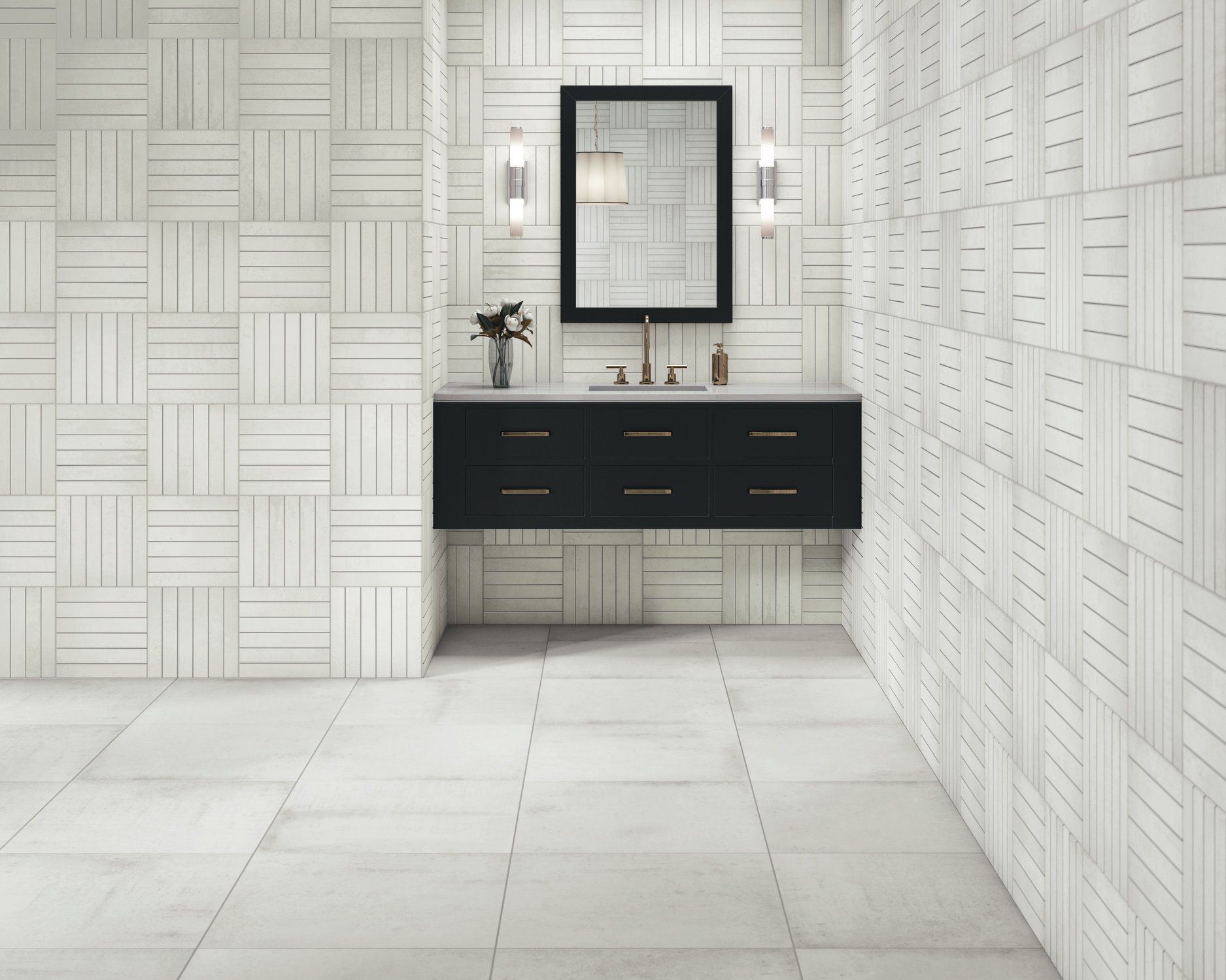 This Walltilewednesday Features Our Oxidized Metal