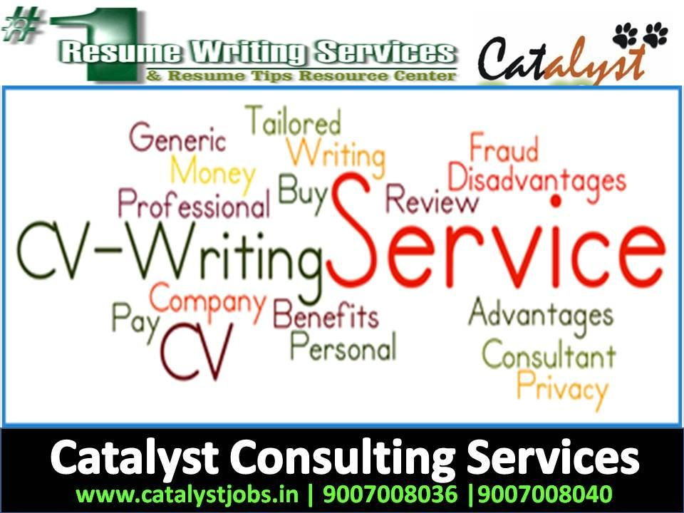 Catalyst Consulting Services is one of the best and fastest growing - resume consultant