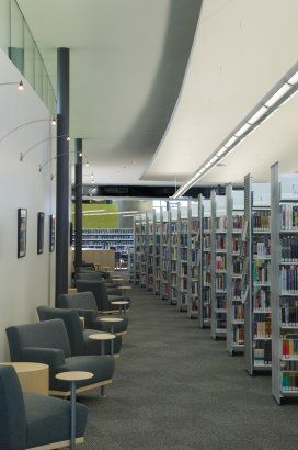 Ceaser Chavez Library
