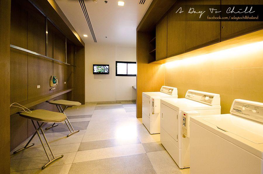 Self Service Laundry Room At Holiday Inn Express Phuket Patong