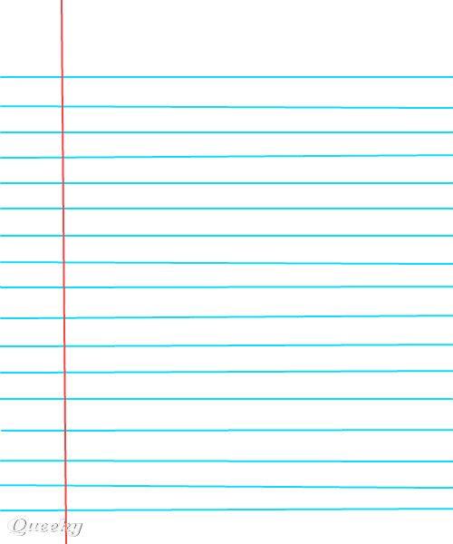 Esto es un papel (Paper) Utiles escolares Pinterest Searching - lined paper pdf