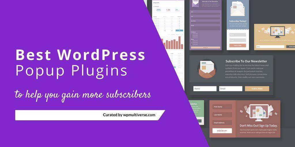 18 Best WordPress Popup Plugins (2019 Compared