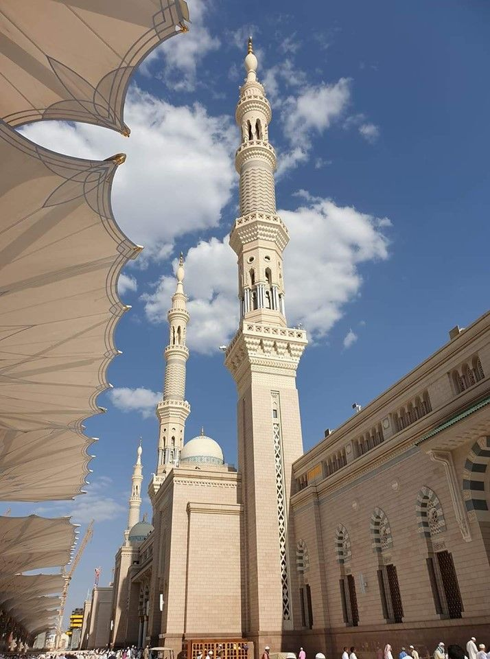 masjid nabawi madinah a beautiful views free download