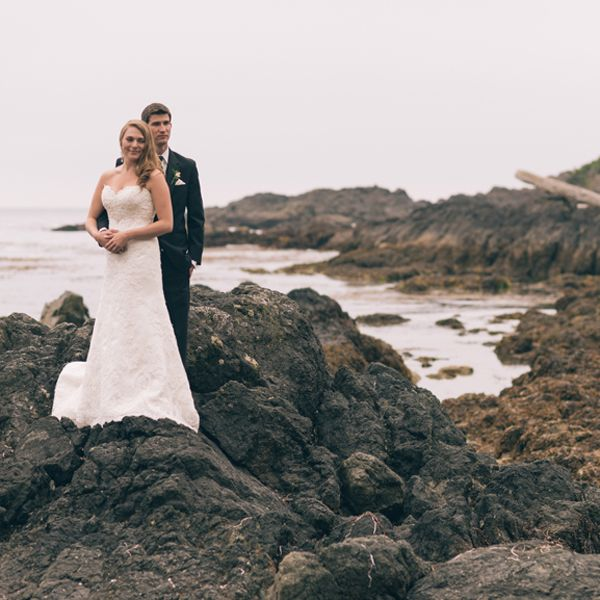 Black Rock Resort Wedding By Feather & Bone « Real