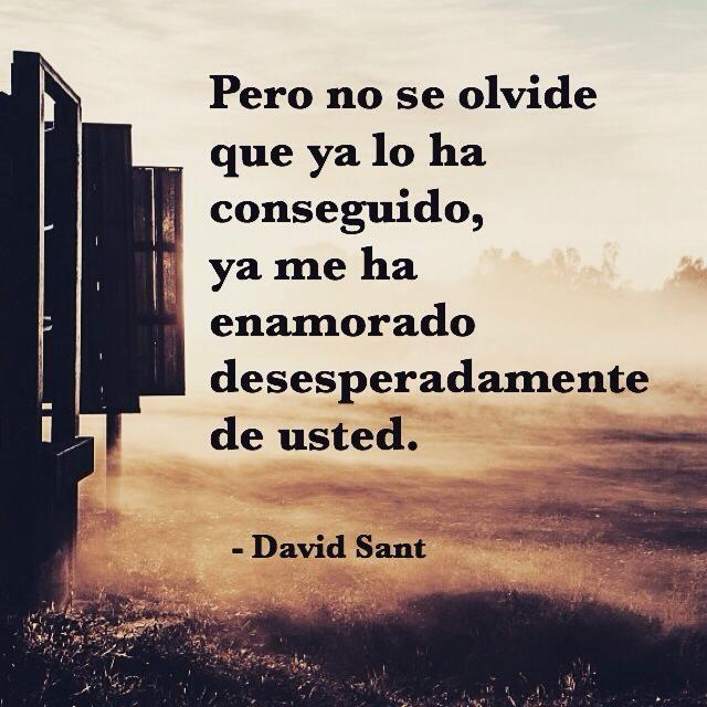 No se olvide.  #davidsant #frases www.davidsant.com