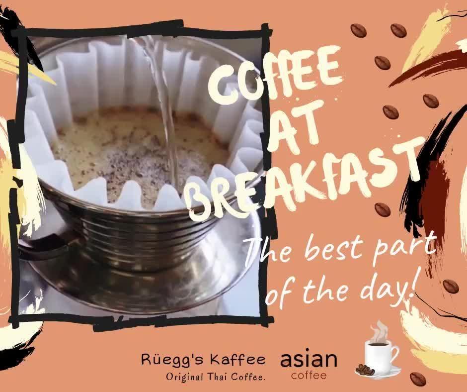 Fangen Sie den Tag richtig an! Mit einem leckeren Kaffee! www.rueeggs.com #specialtycoffee #arabica #kaffee #coffeeaddict #coffeelovers #coffeebeans #coffeearoma #breakfast #startyourday #coffeetime