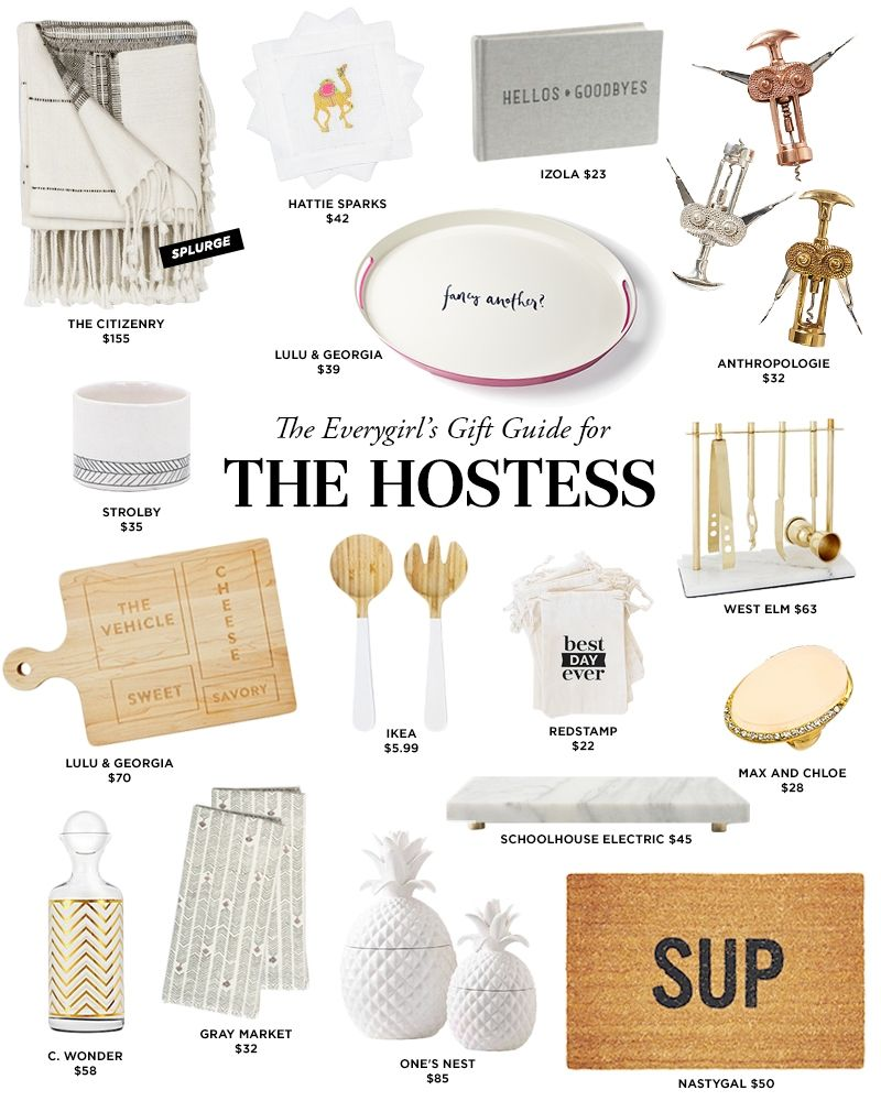 Best Hostess Gift the everygirl's 2014 holiday gift guide #theeverygirl- literally
