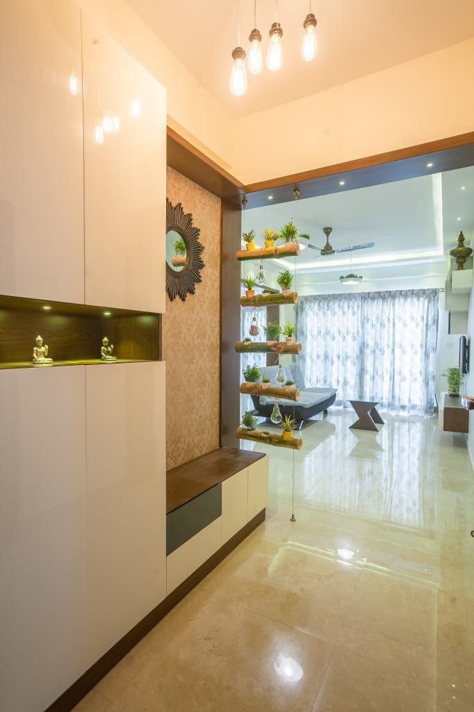 Studio Apartement Classic Style Media Room By In Built