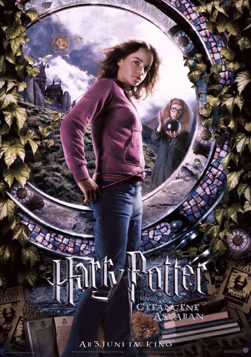 Harry Potter And The Prisoner Of Azkaban 2004 Harry Potter Filmleri Harry Potter Harry Potter Sanati