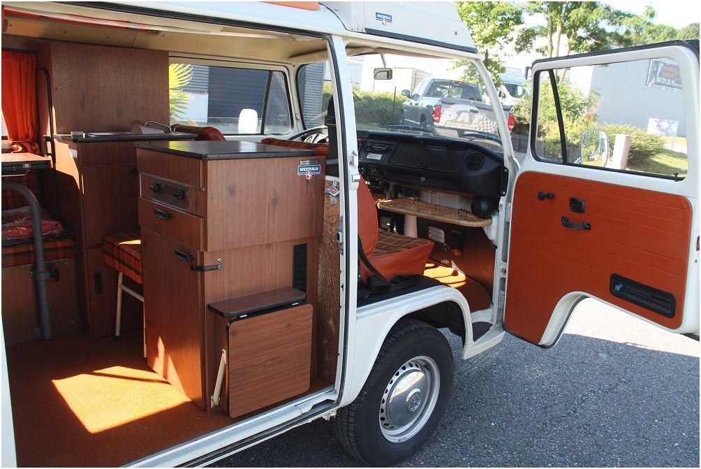 Bus Vw Volkswagen Baywindow Westfalia Camper A Vendre For Sale Pat Vw Shop Seventies 70s 1975 Westfalia P 24 A Vendre Roulotte