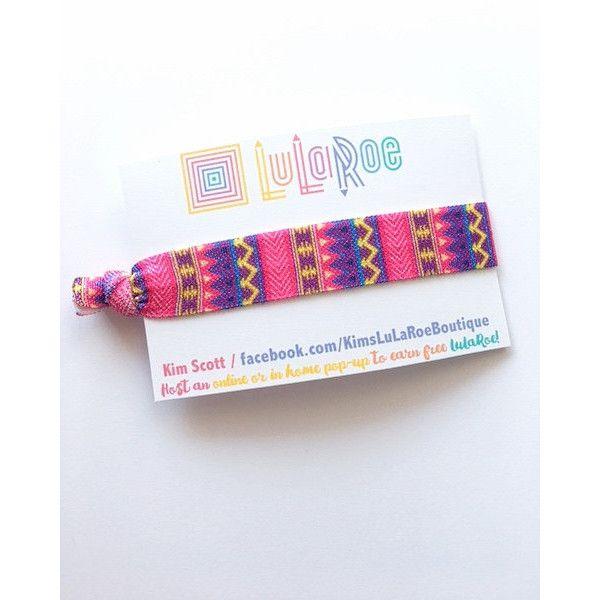 Lularoe Business Cards Lularoe Hair Tie Business Card Lularoe... ( 38) ❤ e6dbfea8b86