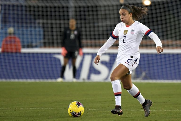 Rtl Today Women S Football Andonovksi Names Powerful Usa Squad For Shebelieves Cup In 2020 Soccer News Espn Soccer Soccer Tournament