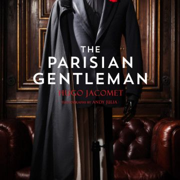 parisian gentleman, the book on amazon about french craftsmanship