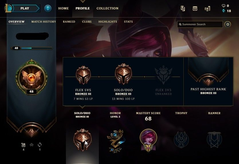 816ee7f6ea332942b85b2b4869dd9c9f - How To Get Honor Level 3 League Of Legends